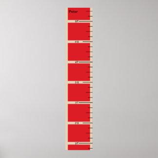 Fireman's Ladder Growth Chart