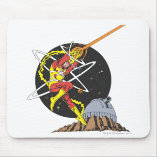Firestorm - The Nuclear Man Mouse Pad
