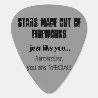 Fireworks 2.0 Guitar Pick