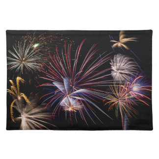 Fireworks Finale Placemats