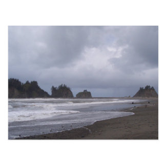 First Beach At LaPush Postcard
