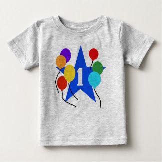 First Birthday Star Baby T-Shirt