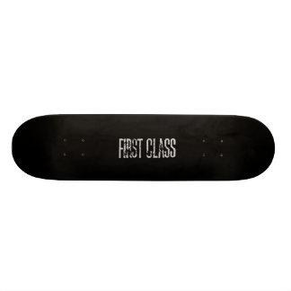 First Class Skateboard