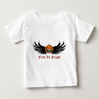 First in Fright Team Apparel Baby T-Shirt