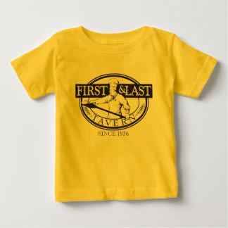 First & Last Tavern Avon 2012 : T-shirt