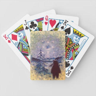 First nations art deck of cards