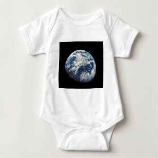 First photograph of the Earth taken by the Man Baby Bodysuit