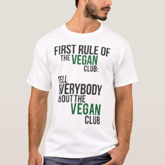 First rule of the fight club T-Shirt