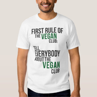 First rule of the fight club tee shirt