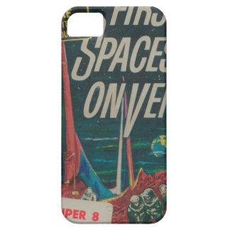 First Spaceship on Venus Vintage Scifi Film iPhone 5 Case