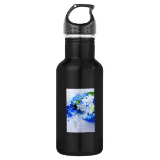 First spring flowers 532 ml water bottle