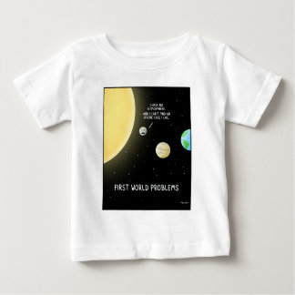 First World Problems Baby T-Shirt