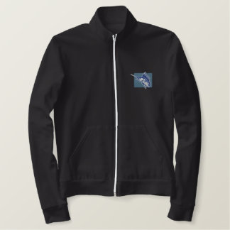 FISH 2 EMBROIDERED JACKET