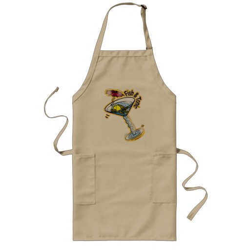 Fish and Tonic Apron