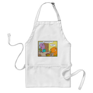 Fish Break-Ups Funny Tees Mugs Cards & Gifts Adult Apron
