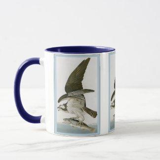 Fish Hawk or Osprey Mug