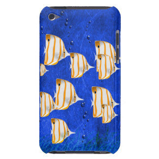 Fish - iPod Touch, Barely There iPod Touch Cases