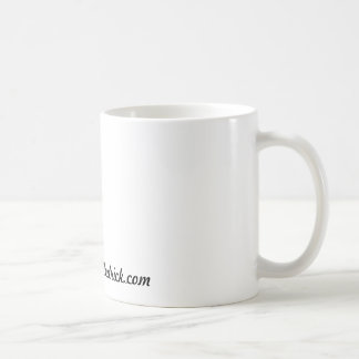 fish classic white coffee mug