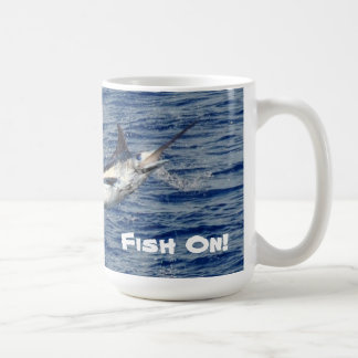 Fish On! Coffee Mugs