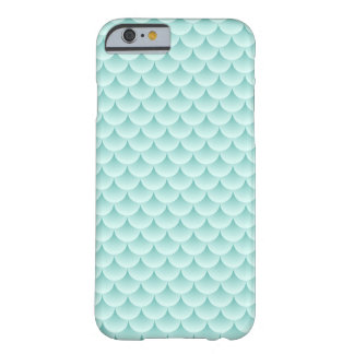 Fish Scales Pattern Barely There iPhone 6 Case