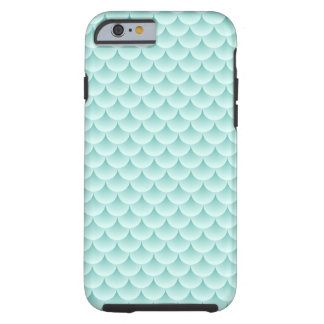 Fish Scales Pattern Tough iPhone 6 Case