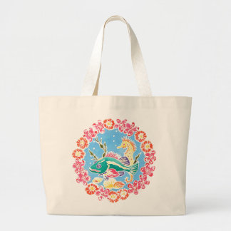 Fish & Sea Horse Bag