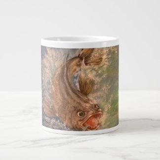 Fish. Jumbo Mugs