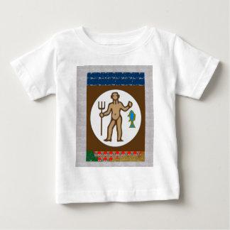 FISHER MAN Wild Vintage Fisherman GIFTS Greetings Baby T-Shirt