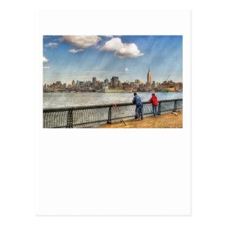Fisherman - Fishing Postcards