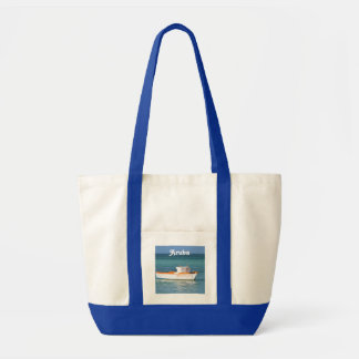 Fisherman's Hut Beach Tote Bag