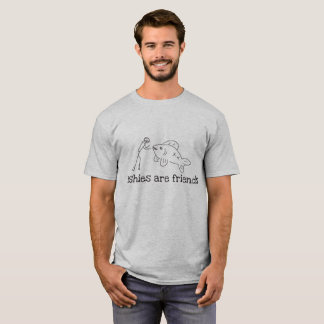 Fishies are Friends T-Shirt