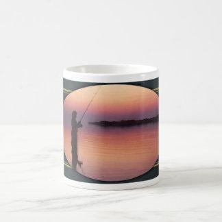 Fishing at Sunset Father's Day Mug Mug