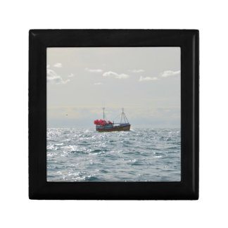 Fishing Boat Amanda Jane Gift Box