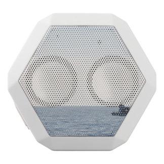 Fishing Boat White Bluetooth Speaker