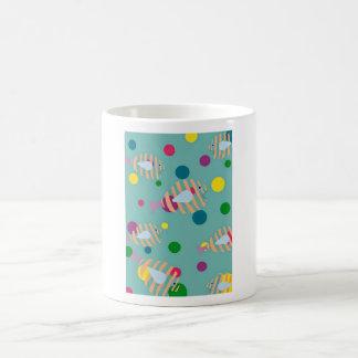 Fishing Cup Basic White Mug