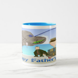 Fishing Father's Day Mugs