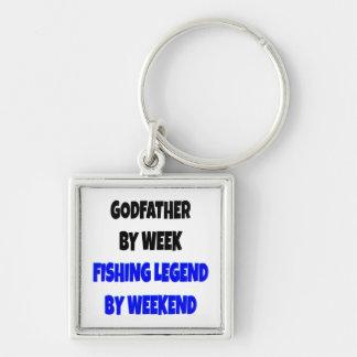 Fishing Legend Godfather Key Ring