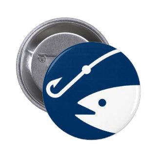 Fishing Symbol Button