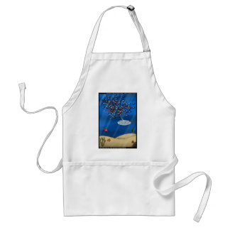 Fishing Vacation Funny Gifts Tees Cards Etc. Apron