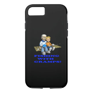 Fishing With Gramps iPhone 8/7 Case