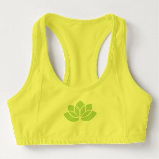 Fit yogi sports bra