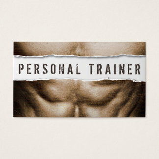 Fitness Personal Trainer Professional Bodybuilder
