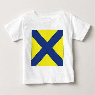 Five (5) Signal Flag Baby T-Shirt