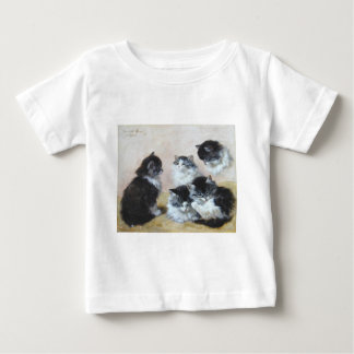Five kittens baby T-Shirt