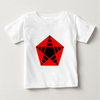 five-pointed star pentagram five pointed star baby T-Shirt