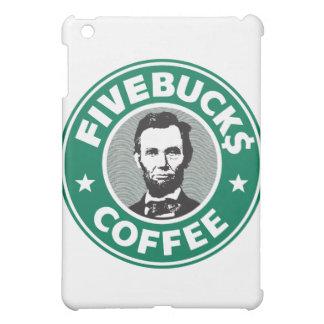 Fivebucks Coffee  Case For The iPad Mini