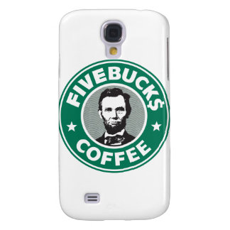 Fivebucks Coffee  Galaxy S4 Case