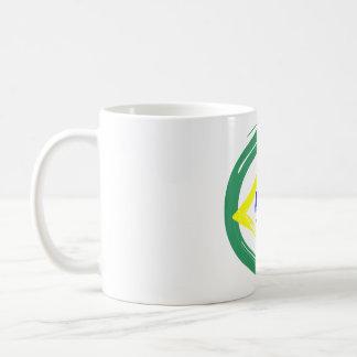 Flag Basic White Mug