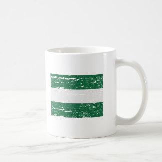 FLAG OF ANDALUCIA COFFEE MUG