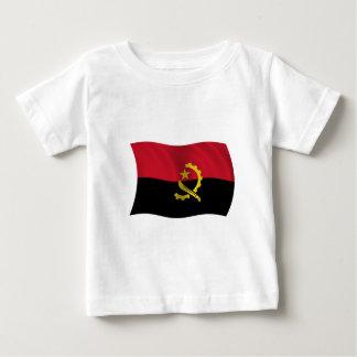 Flag of Angola Baby T-Shirt